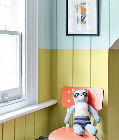 Little Greene Brighton, Pale Lime