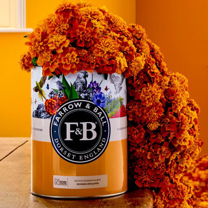 Colour by Nature Farrow & Ball