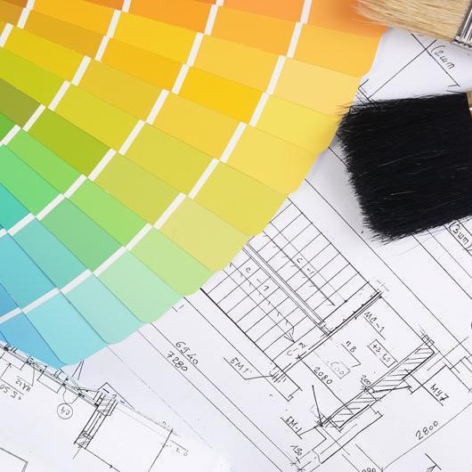 Die Farbkarten zum Bestellen - Paint and Brush