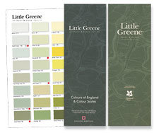 Farbkarten Little Greene