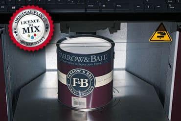 Farrow & Ball Farbmischmaschine