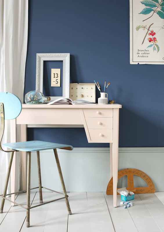 farrow ball stiffkey blue kaufen beratung inklusvie paint brush. Black Bedroom Furniture Sets. Home Design Ideas