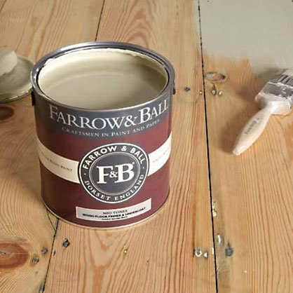 Farrow and Ball Grundierung