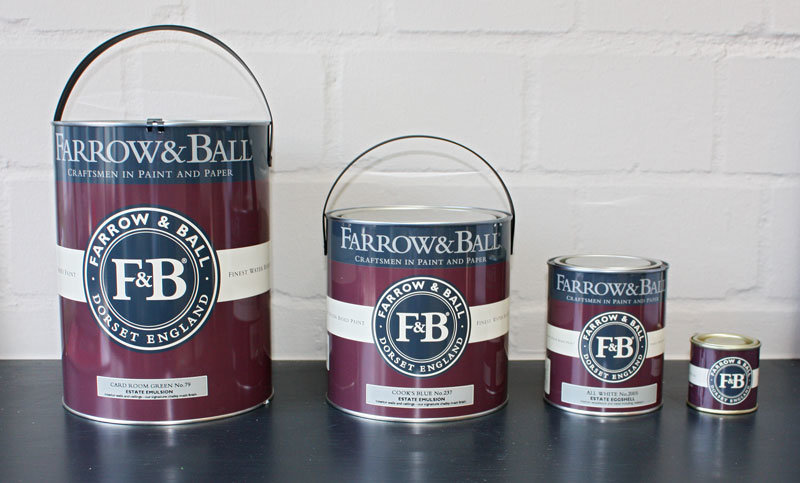 Farrow and Ball Onlineshop