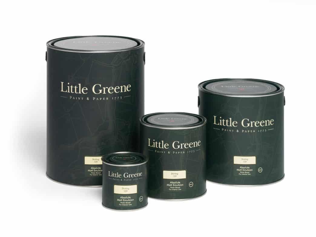 Little Greene Farbdosen