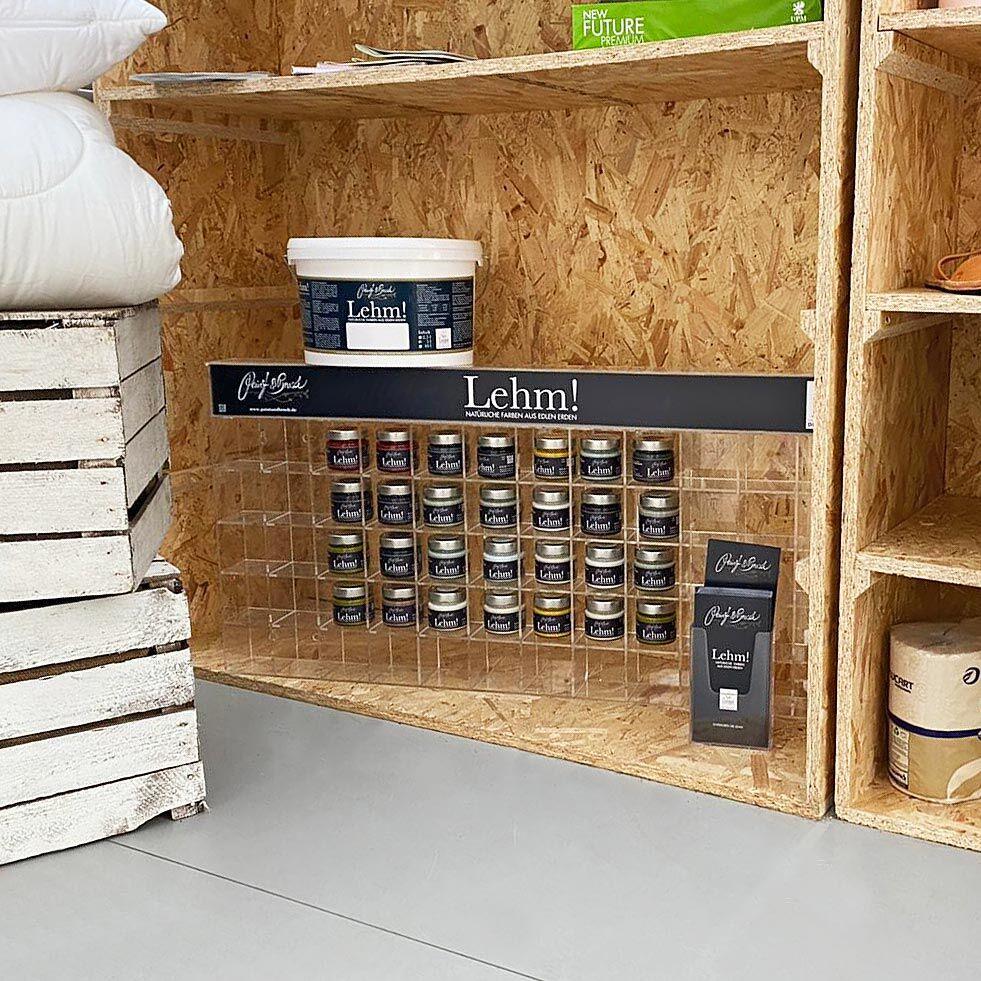 Paint & Brush Lehm mit dem Ecolabel