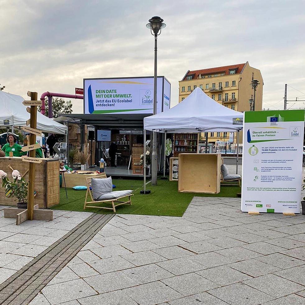 Ecolabel Ausstellung in Berlin