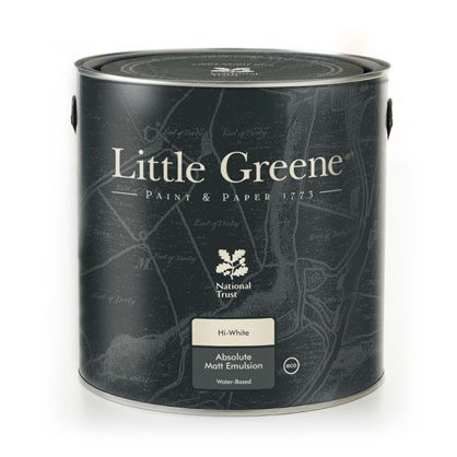 Little Greene Absolute Matt-Emulson 2,5 Liter Dose