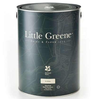 Little Greene Absolute Matt-Emulson 5 Liter Dose
