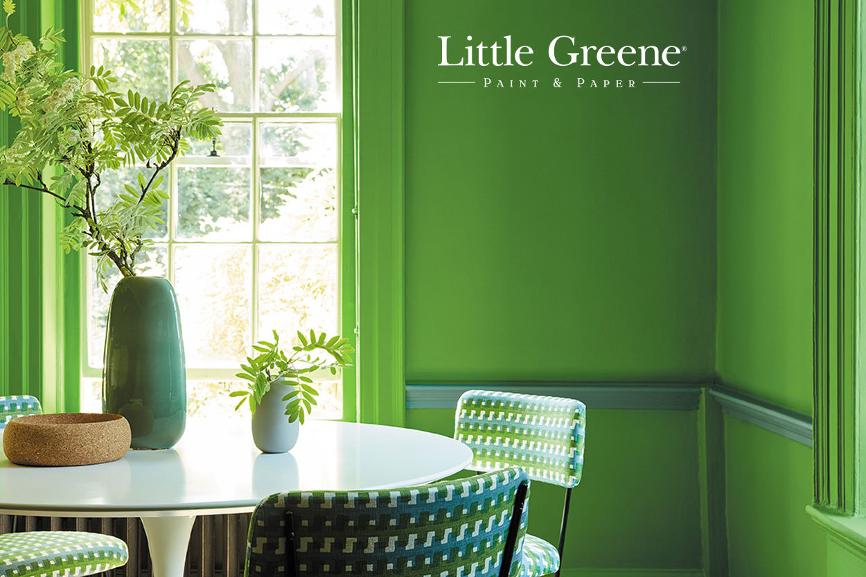 Little Greene Esszimmer
