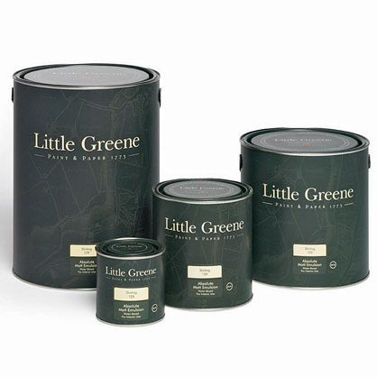 Little Greene Farbdosen