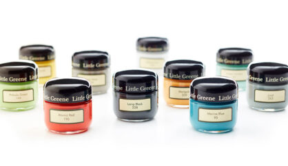 Little Greene Musterdose