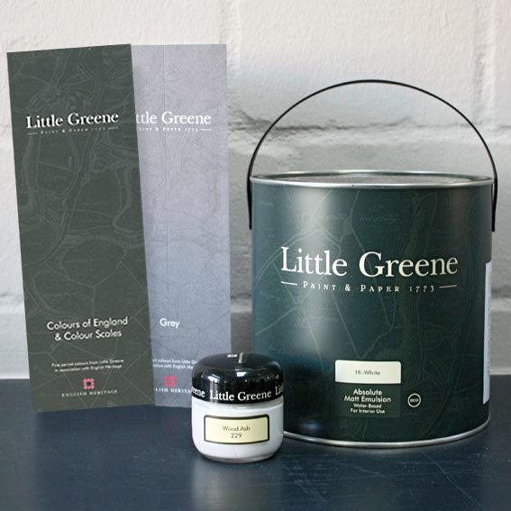 Offizieller Fachhändler Für Little Greene Paint Brush