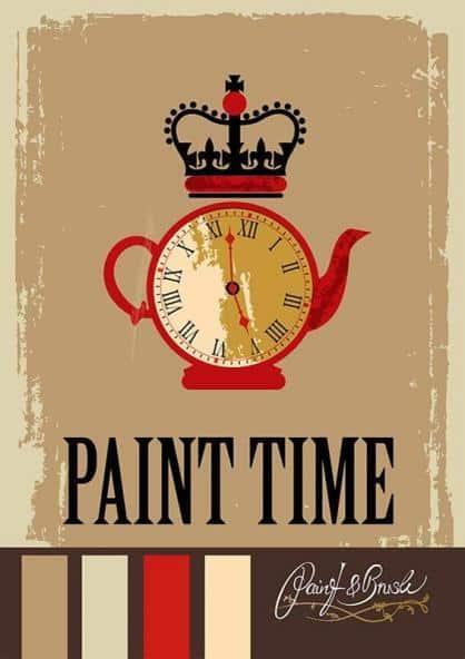Paint Time Gutschein