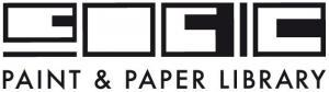 Paint & Paper Library Logo