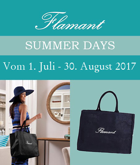 Flamant SUMMER DAYS 2017