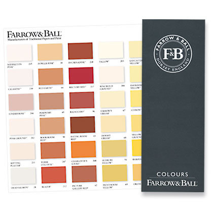farbkarten von farrow and ball little greene farben u a paint brush. Black Bedroom Furniture Sets. Home Design Ideas