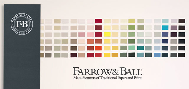 Englische emulsionsfarben paint brush informationen ber farben - Farrow and ball paris 3 ...